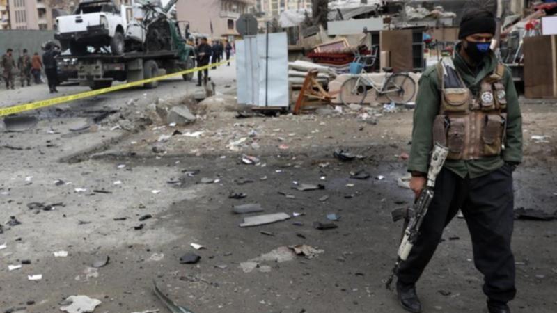 ავღანეთში, ერთ-ერთ სკოლასთან აფეთქების შედეგად დაღუპულთა რიცხვი 55-მდე გაიზარდა
