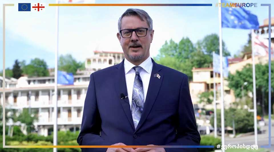 Карл Харцель - Европейский Союз останется главным партнером в развитии Грузии