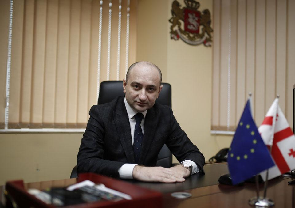 ირაკლი ლექვინაძე - ევროკავშირის როლი საქართველოს კონკურენციის ეროვნული სააგენტოს განვითარებაში უმნიშვნელოვანესია