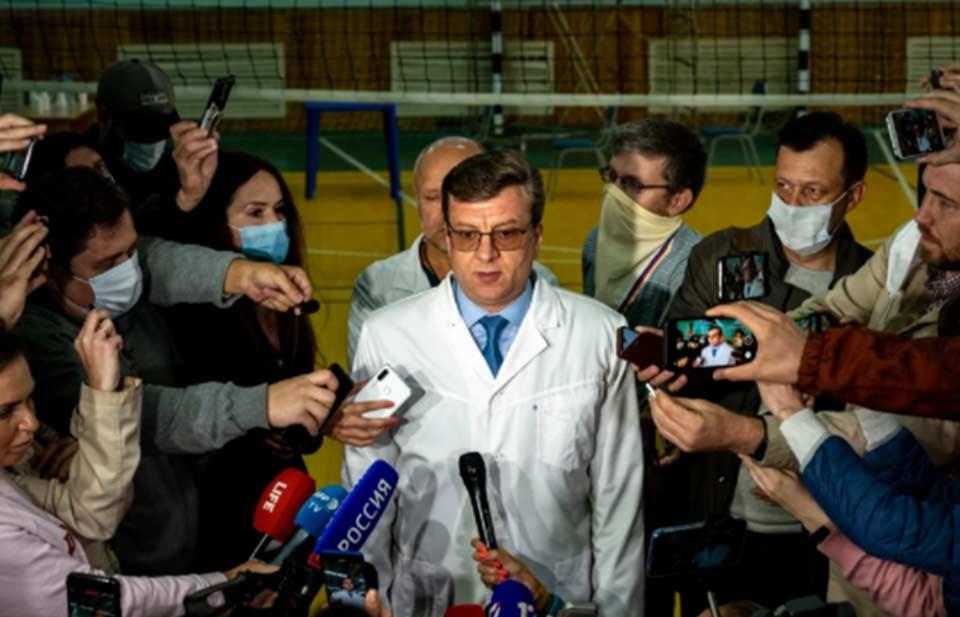 რუსული მედიის ინფორმაციით, გაუჩინარდა ომსკის იმ საავადმყოფოს ყოფილი მთავარი ექიმი, სადაც ალექსეი ნავალნი მკურნალობდა