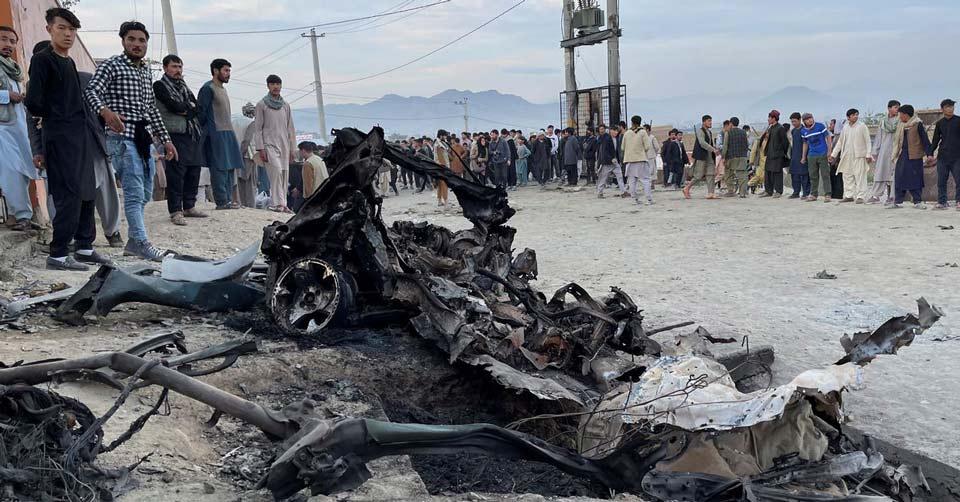 ავღანეთში სკოლასთან მომხდარი აფეთქებების შედეგად დაღუპულთა რაოდენობა 68-მდე გაიზარდა