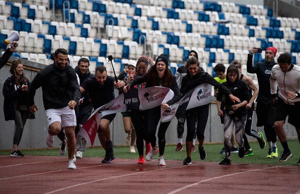 მსოფლიო რბენა Wings for Life World Run წელს აპლიკაციით ჩატარდა და მასში 184 236 ადამიანმა მიიღო მონაწილეობა [ფოტო]