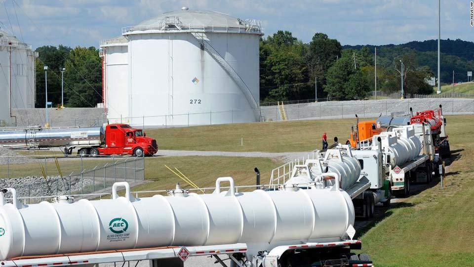 """""""სიენენის"""" ინფორმაციით, რუსმა ჰაკერებმა აშშ-ში ნავთობსადენზე კიბერშეტევა მიიტანეს"""