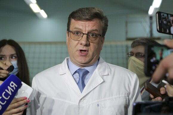 რუსეთში, ომსკის ოლქის ჯანდაცვის გაუჩინარებული მინისტრი ალექსანდრ მურახოვსკი ცოცხალი იპოვეს