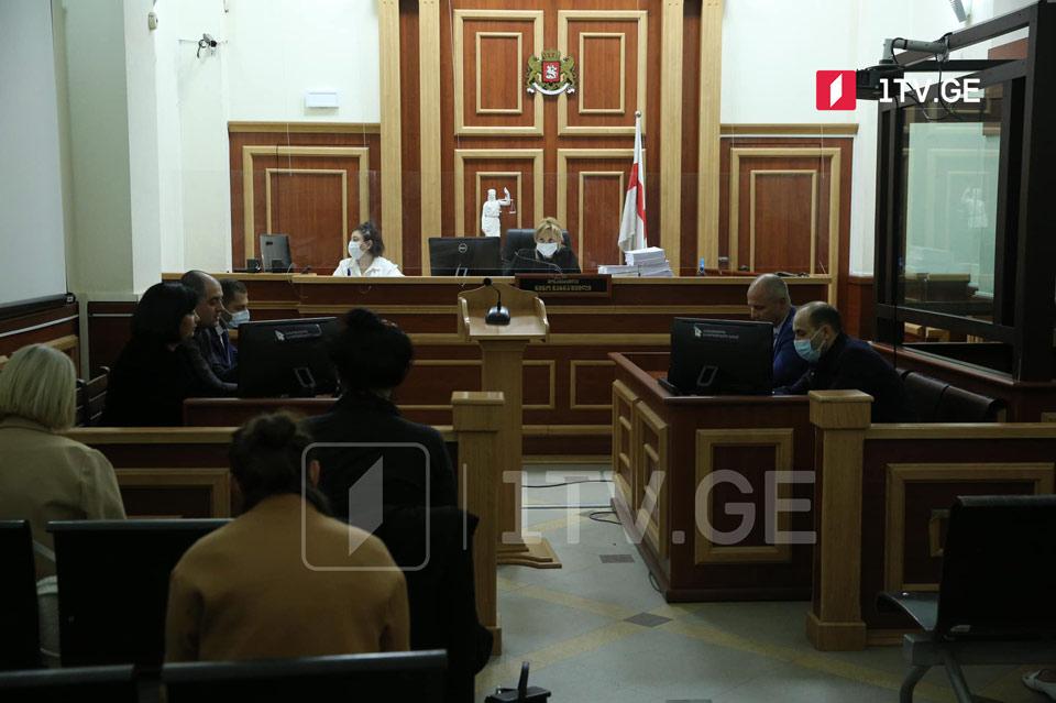სასამართლომ ნიკა მელიას აღკვეთის ღონისძიება პატიმრობა გირაოთი შეუცვალა
