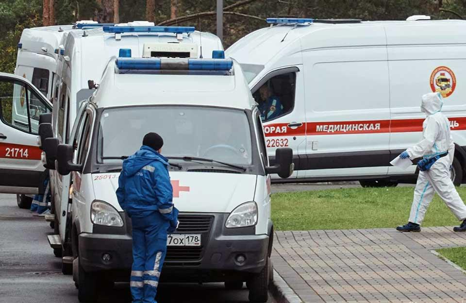 რუსეთში ბოლო 24 საათში კორონავირუსის 8 380 შემთხვევა გამოვლინდა, 392 პაციენტი გარდაიცვალა