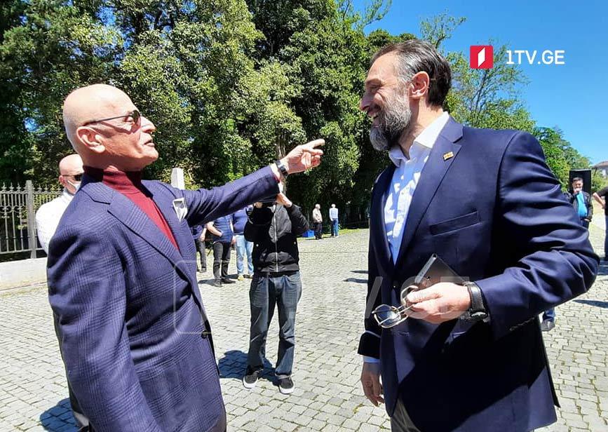 Businessman Levan Vasadze to hold meeting in Zugdidi