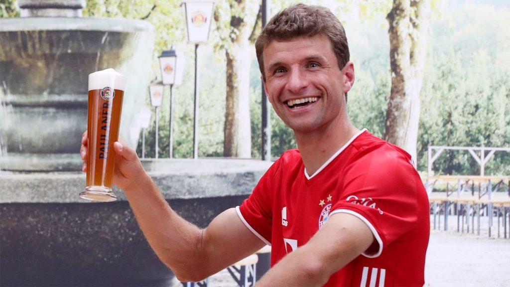 იოახიმ ლიოვი ევრო 2020-სთვის გერმანიის ნაკრებში თომას მიულერის დაბრუნებას აპირებს #1TVSPORT