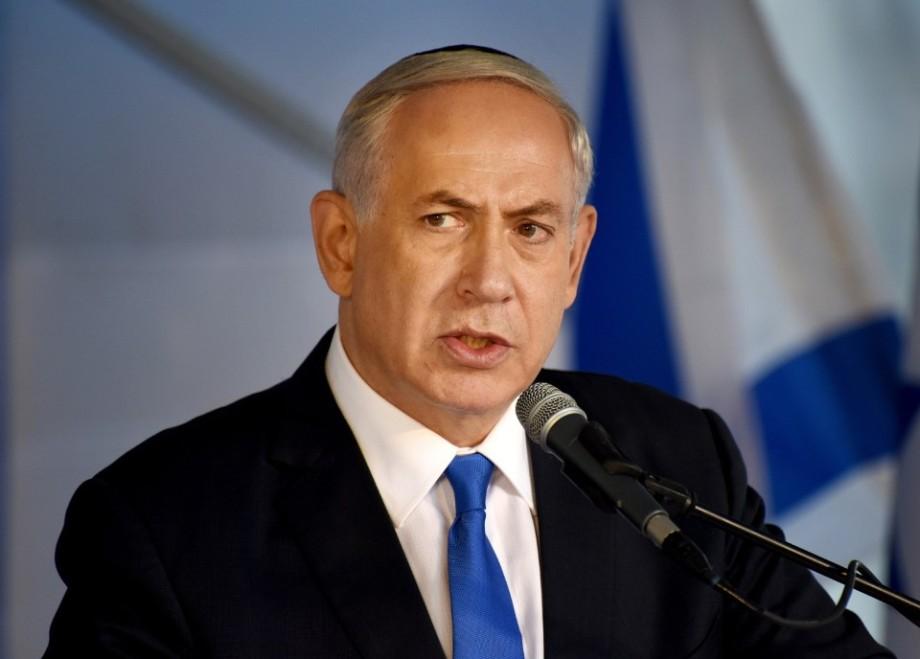 """ბენიამინ ნეთანიაჰუ აცხადებს, რომ ისრაელზე სარაკეტო იერიში """"ჰამასს"""" ძვირი დაუჯდება"""