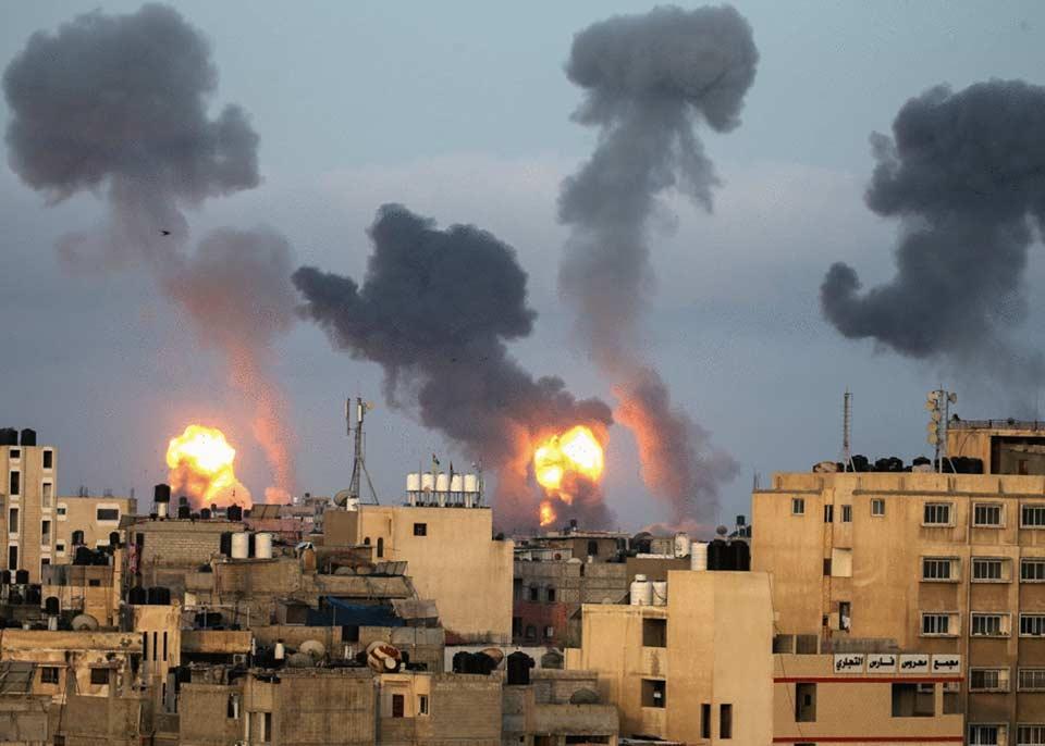 Израиль адыррақәа рыла, Газа асектор аҟынтә Израиль ахырхарҭала 1000 иреиҳаны аракетақәа нашьҭын