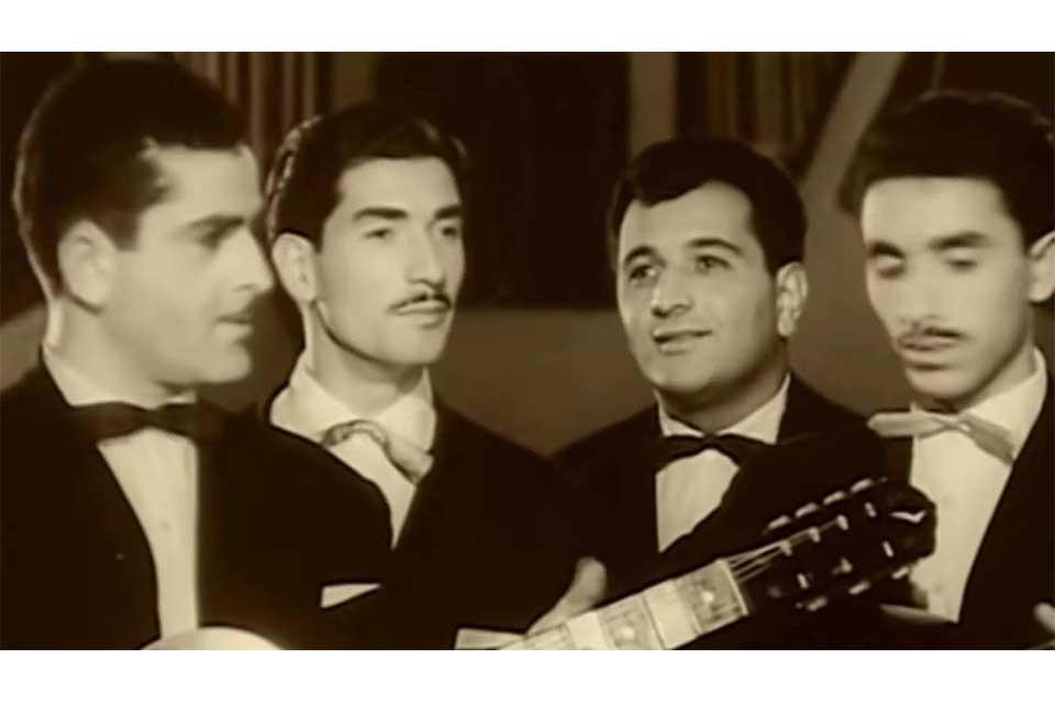 #სახლისკენ - 40-60-იანი წლების ქართული ესტრადის ძირითადი ტენდენციები