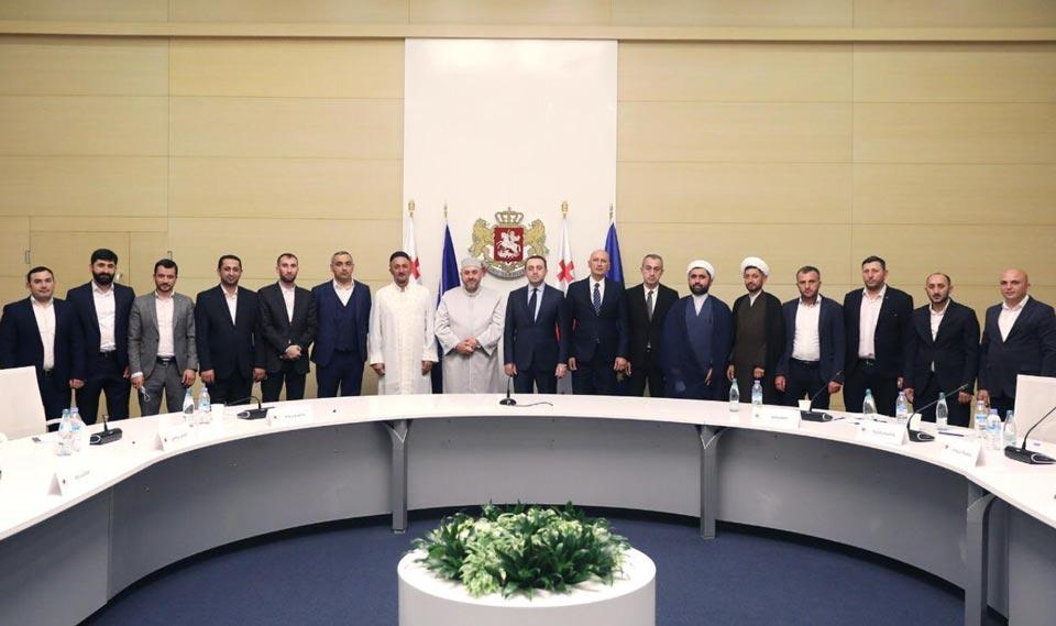 PM congratulates Muslim Community of Georgia on Ramazan Bayrami