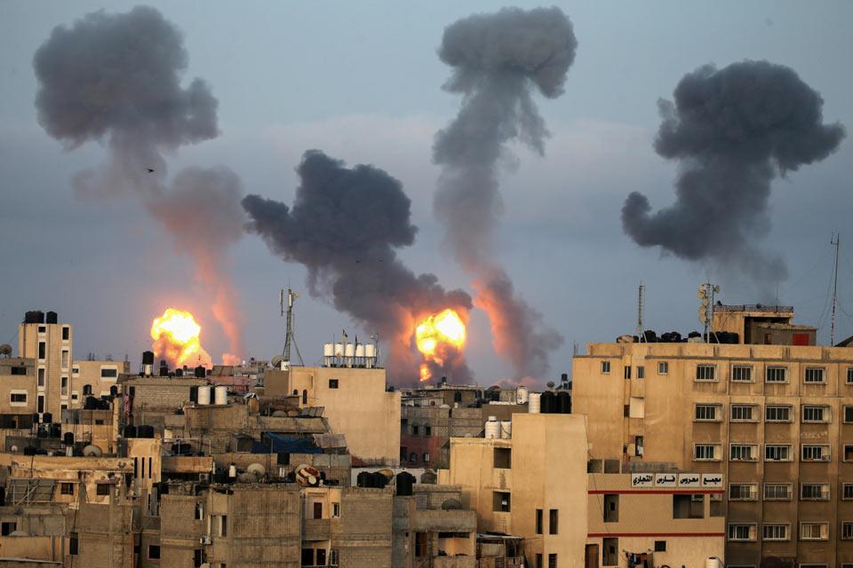 Պաղեստինյան կողմի տվյալներով, Իսրայելի ավիահարվածների հետևանքով Գազի հատվածում զոհվել է 87 մարդ