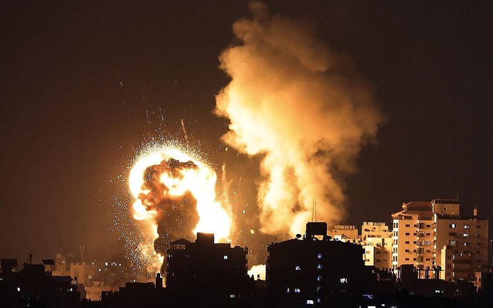 """""""სქაი ნიუს არაბია"""" - ისრაელის სახმელეთო ჯარები ჯერ არ შეჭრილან ღაზას სექტორში, თუმცა საარტილერიო დარტყმებს ახორციელებენ"""