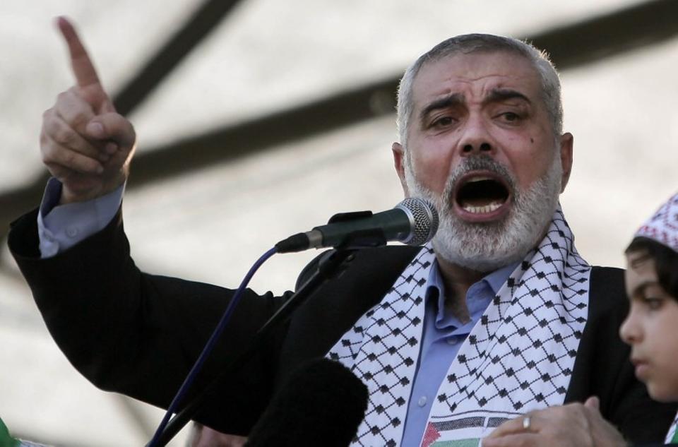 """""""ჰამასის"""" ლიდერი პალესტინელებს დღეს მასობრივი დემონსტრაციებისკენ მოუწოდებს"""