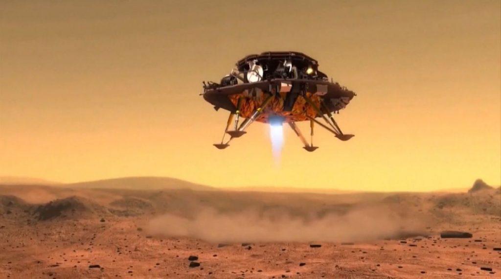 სულ მალე, ჩინეთი მარსზე ხომალდის დასმას შეეცდება — #1tvმეცნიერება