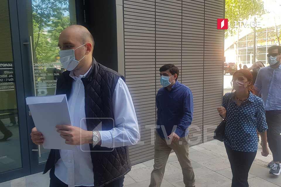 20 ივნისის აქციაზე დაზარალებულებმა ევროკავშირის წარმომადგენლობას ამნისტიის კანონპროექტების საკითხზე წერილით მიმართეს