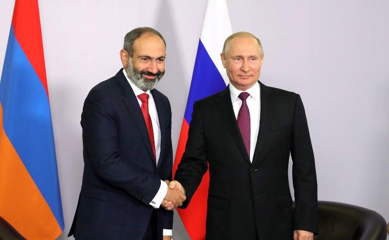 ნიკოლ ფაშინიანი აცხადებს, რომ სომხეთმა რუსეთს სამხედრო დახმარების თხოვნით მიმართა