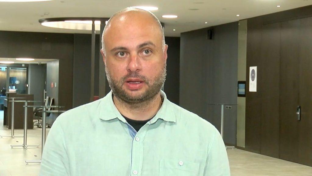 ქართული ფეხბურთის განვითარების ფონდის მენეჯერი -შეხვედრაზე განვიხილეთ გამოწვევები, რომლის წინაშეც პანდემიის პერიოდში კლუბები დგანან#1TVSPORT