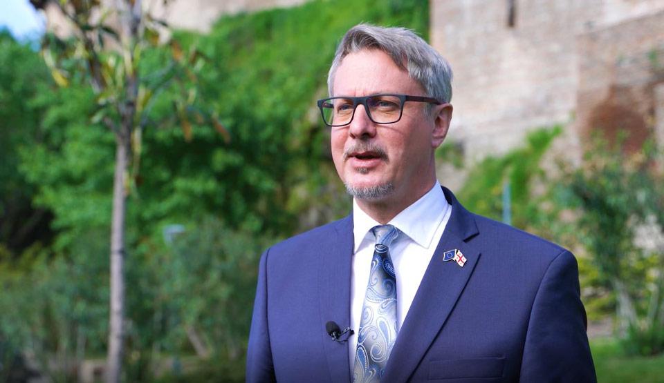 EU Ambassador hopes positions over Amnesty bill to draw closer