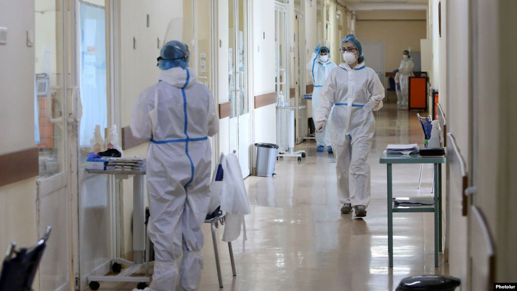 სომხეთში კორონავირუსის 282 ახალი შემთხვევა გამოვლინდა, გამოჯანმრთელდა 636 პაციენტი