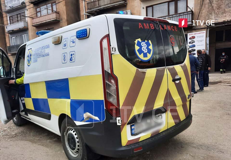 საგარეჯოში ავტოსაგზაო შემთხვევის შედეგად ერთი ადამიანი დაიღუპა