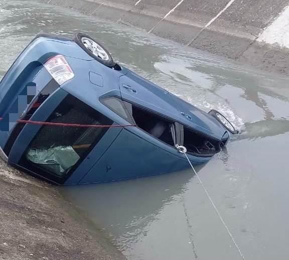 ახმეტის სოფელ საკობიანოში ავტომობილიალაზნის არხში გადავარდა, დაიღუპა ერთი ადამიანი