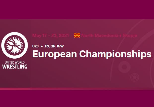 ჭიდაობა | მამიაური და ხუჭუა 23-წლამდელთა ევროპის ჩემპიონატის ნახევარფინალში იასპარეზებენ #1TVSPORT