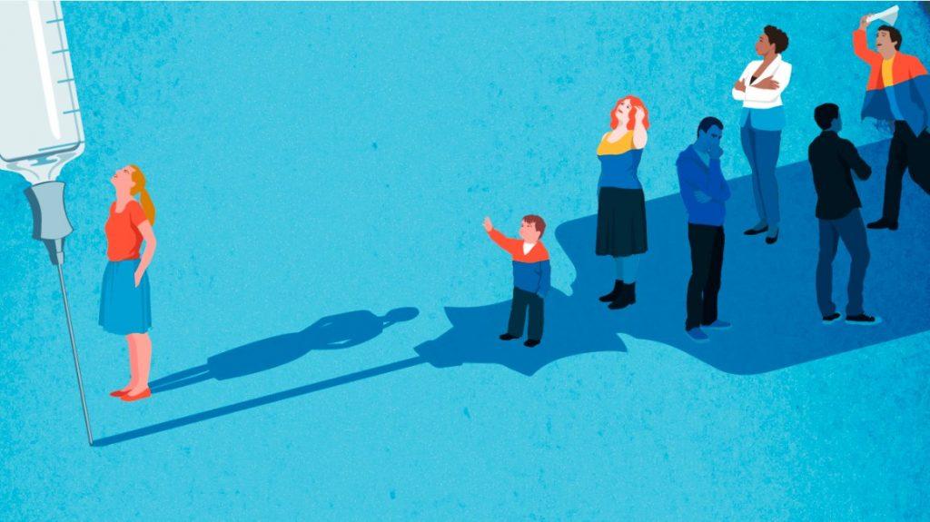 ინტერნეტში ვაქცინების საწინააღმდეგო კონსპირაციების უმეტესობის უკან მხოლოდ 12 ადამიანი დგას — ახალი კვლევა #1tvმეცნიერება