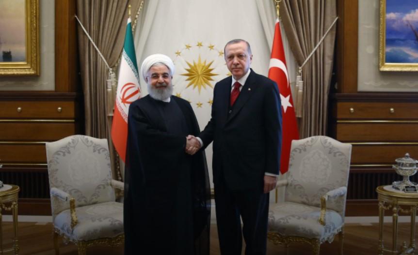 თურქეთის პრეზიდენტმა ირანელ კოლეგასთან სატელეფონო საუბარი გამართა