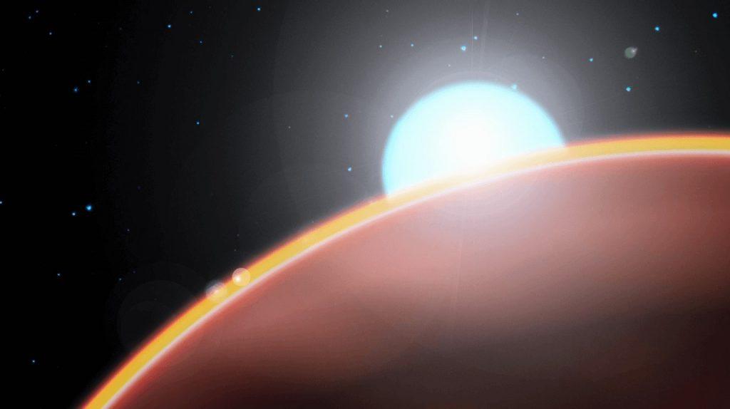 ეგზოპლანეტის ატმოსფეროში აღმოაჩინეს მოლეკულა, რომელიც დედამიწაზე უხვად არის — პირველად ისტორიაში #1tvმეცნიერება