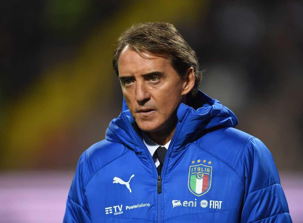 ახალი კონტრაქტი - მანჩინი იტალიის ნაკრებს 2026 წლამდე გაწვრთნის #1TVSPORT