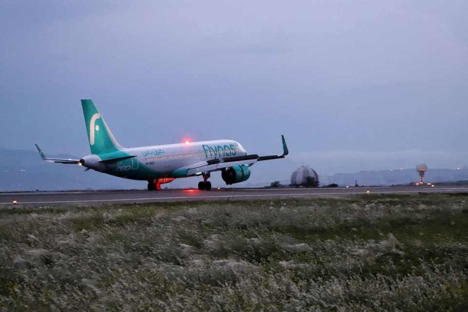 საუდის არაბეთის დაბალბიუჯეტიანმა ავიაკომპანია Flynas-მა თბილისისა და ბათუმის საერთაშორისო აეროპორტებში ფრენები განაახლა