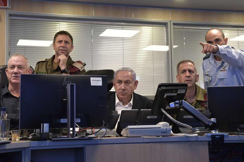 ბენიამინ ნეთანიაჰუ აცხადებს, რომ ისრაელი ღაზას სექტორში ტერორისტულ სამიზნეებზე დარტყმებს გააგრძელებს