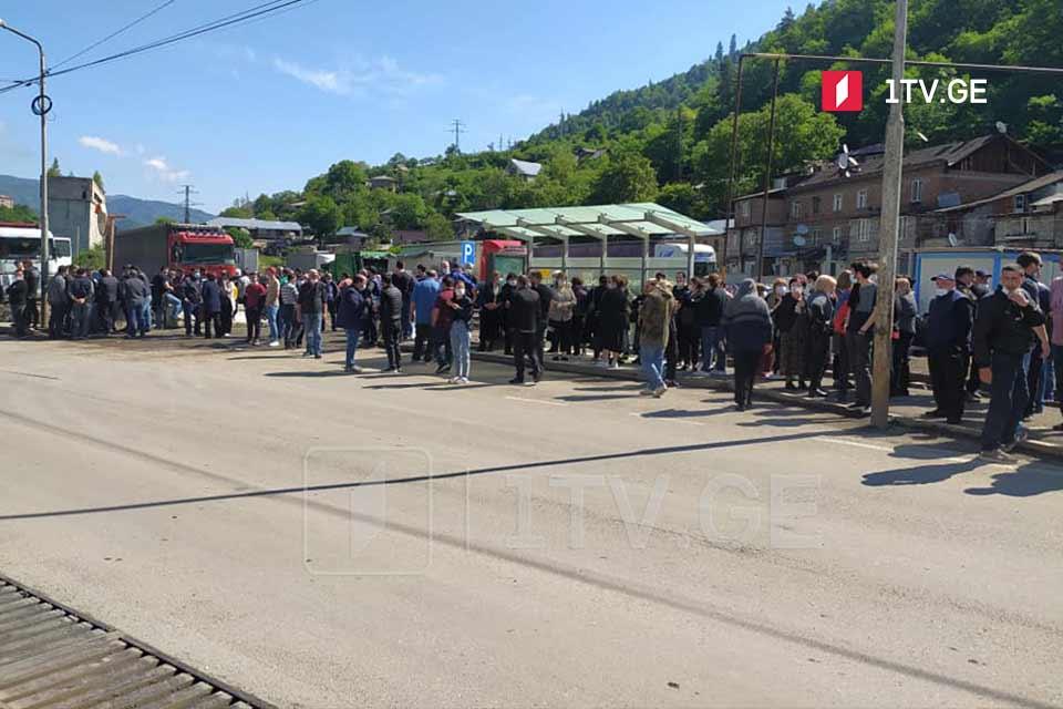 Работники завода «Боржоми» объявили забастовку