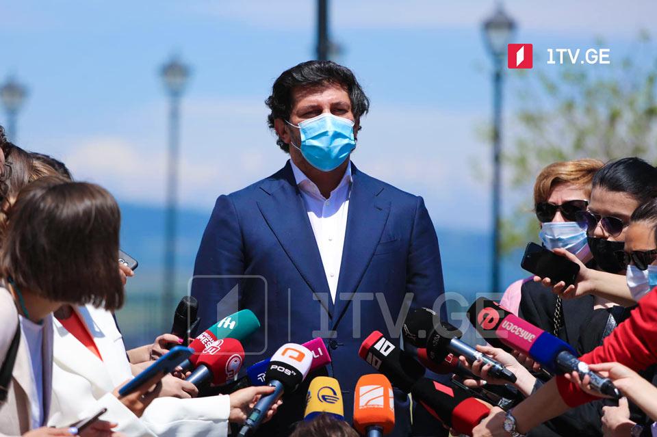 Каха Каладзе не уточняет, будет ли баллотироваться на выборах мэра Тбилиси