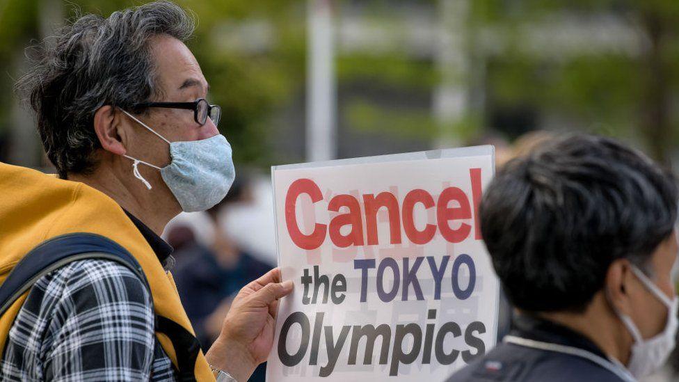 იაპონიის მოსახლეობის 80 პროცენტს მიაჩნია, რომ ტოკიოს ოლიმპიადა უნდა გაუქმდეს და გადაიდოს #1TVSPORT