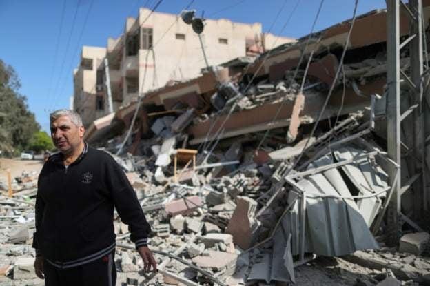 გაერო-ს ინფორმაციით, ისრაელის სამხედრო ოპერაციის შედეგად, ღაზას სექტორში 52 000-ზე მეტი ადამიანი დევნილად იქცა