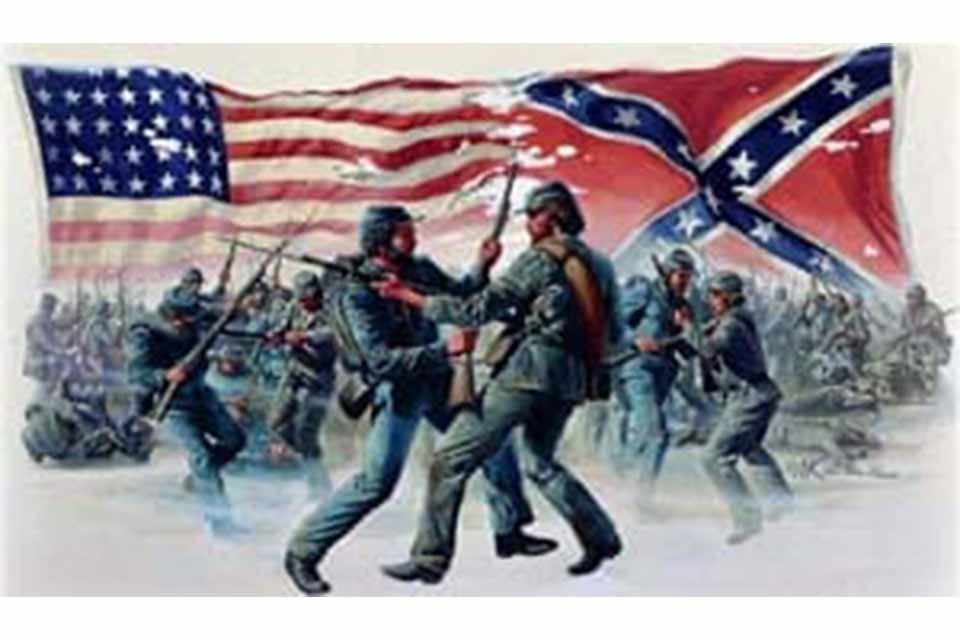 რადიო ექსპრესი - ამერიკის სამოქალაქო ომი (1861-65)