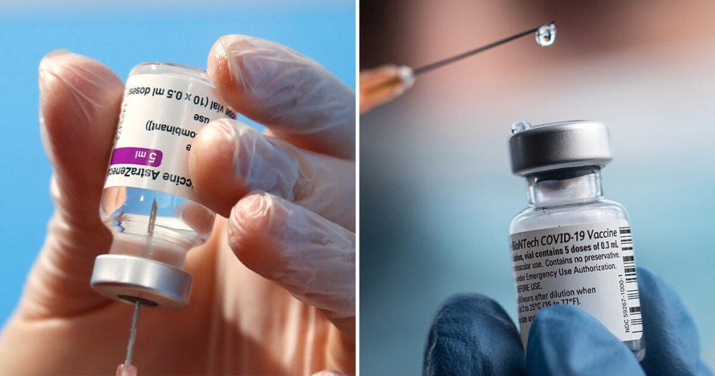 კვლევის მიხედვით, AstraZeneca-ს ვაქცინის შემდეგ მეორე დოზად Pfizer-ით აცრა უსაფრთხო და ძლიერ ეფექტიანია — #1tvმეცნიერება