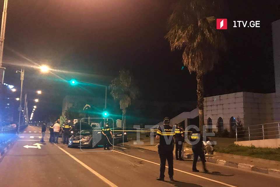 ბათუმში ავტოსაგზაო შემთხვევის შედეგად ხუთი ადამიანი დაშავდა