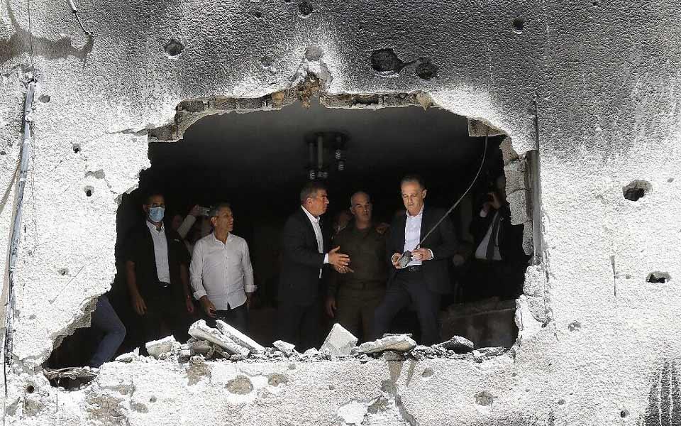 მედიის ცნობით, ისრაელის მინისტრთა კაბინეტი ცეცხლის შეწყვეტის საკითხს განიხილავს