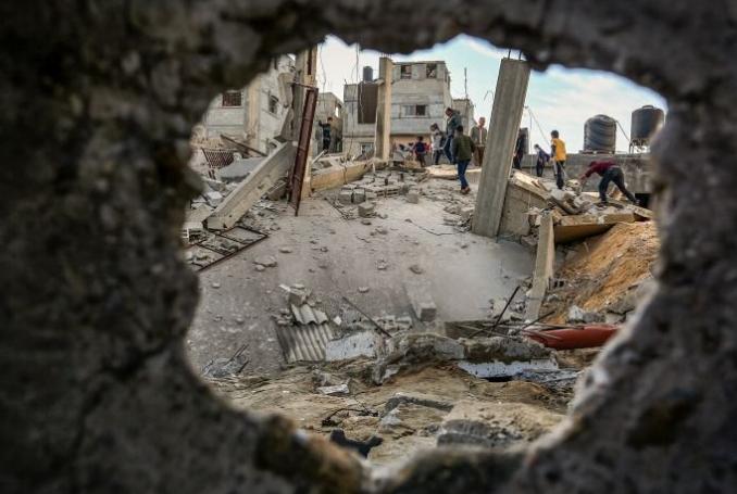 """მედიის ცნობით, ისრაელსა და """"ჰამასს"""" შორის ცეცხლის შეწყვეტას მონიტორინგს ეგვიპტე გაუწევს"""