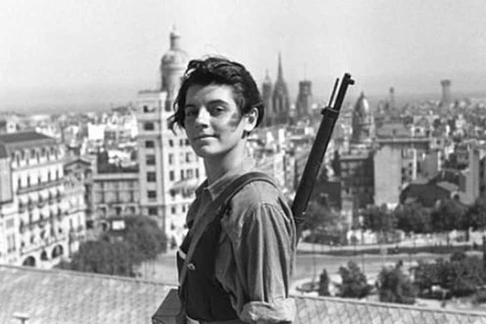 რადიო ექსპრესი - ესპანეთის სამოქალაქო ომი (1936-39)