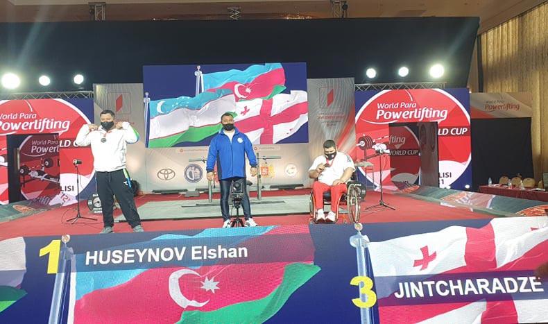 თბილისში მიმდინარე მსოფლიო თასზე დღეს ქართველმა სპორტსმენებმა ბრინჯაოს ორი მედალი მოიპოვეს | პარაწოლჭიმი #1TVSPORT
