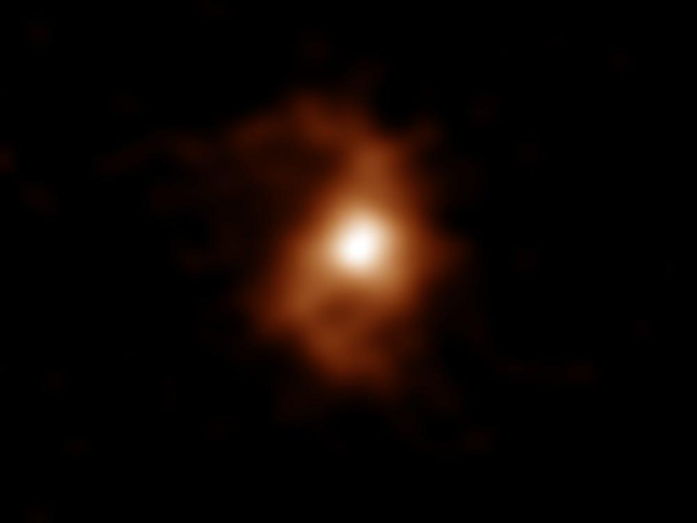 აღმოჩენილია ამ დროისათვის ცნობილი უძველესი სპირალური გალაქტიკა – #1tvმეცნიერება
