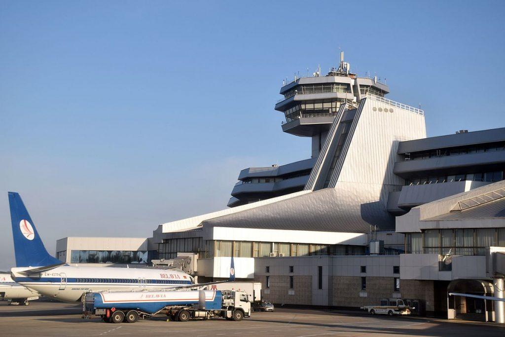 მინსკის ეროვნულ აეროპორტში აცხადებენ, რომ მინსკი-ფრანკფურტის რეისზე შესაძლო ტერაქტთან დაკავშირებით შეტყობინება მიიღეს