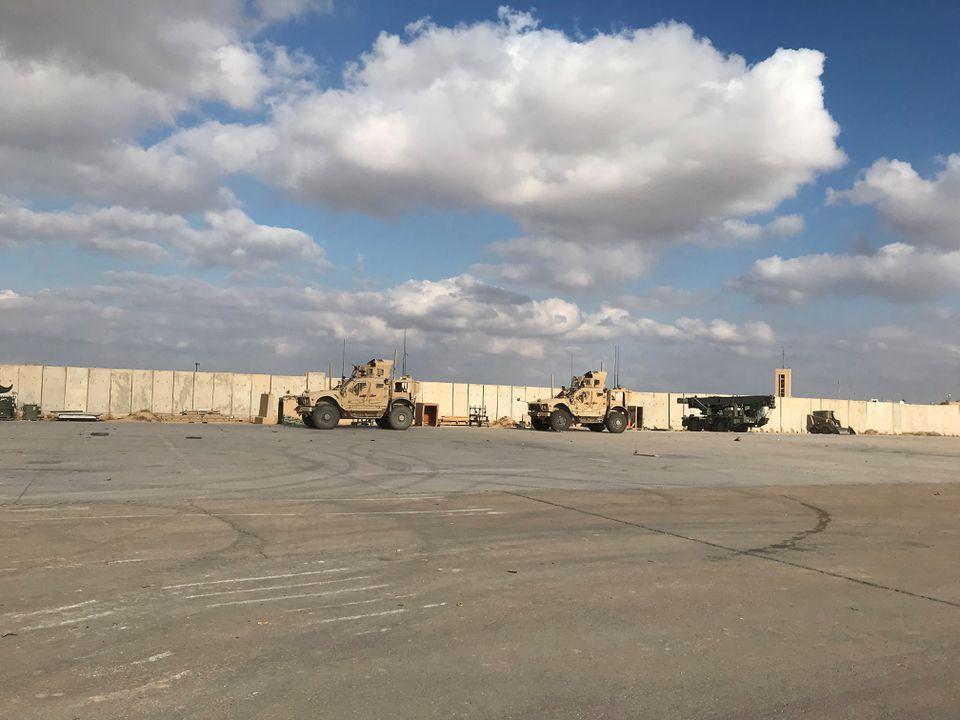 მედიის ინფორმაციით, ერაყში, სამხედრო ბაზაზე სარაკეტო იერიში განხორციელდა