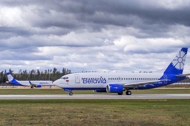 """ავიაკომპანია """"ბელავიამ"""" ლონდონსა დაპარიზში ოქტომბრის ბოლომდე რეისები გააუქმა"""
