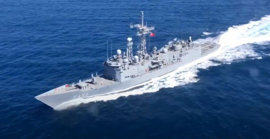 """თურქეთის საზღვაო ძალებმა ეგეოსისა და აღმოსავლეთ ხმელთაშუა ზღვებში სამხედრო წვრთნები """"ზღვის მგლები 2021"""" დაიწყეს"""